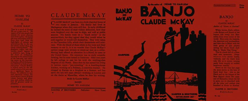 Première édition de Banjo (1929)